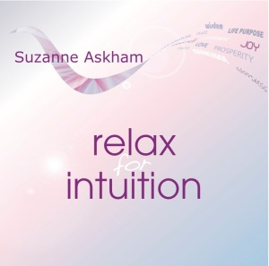 Relax for Intuition cover jpg
