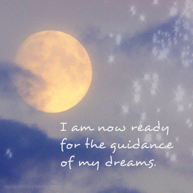 Guidance of my dreams
