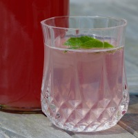 Recipe: sugar-free elderflower and rose cordial